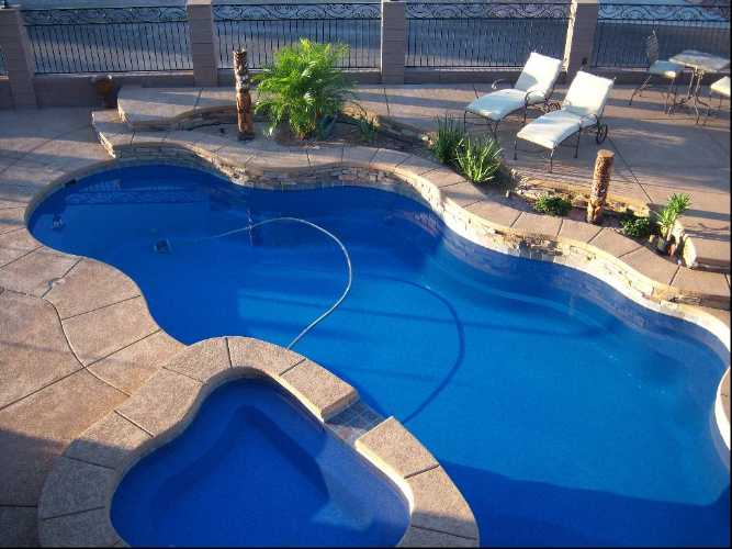 A better builder construction company pool and for Pool showcase